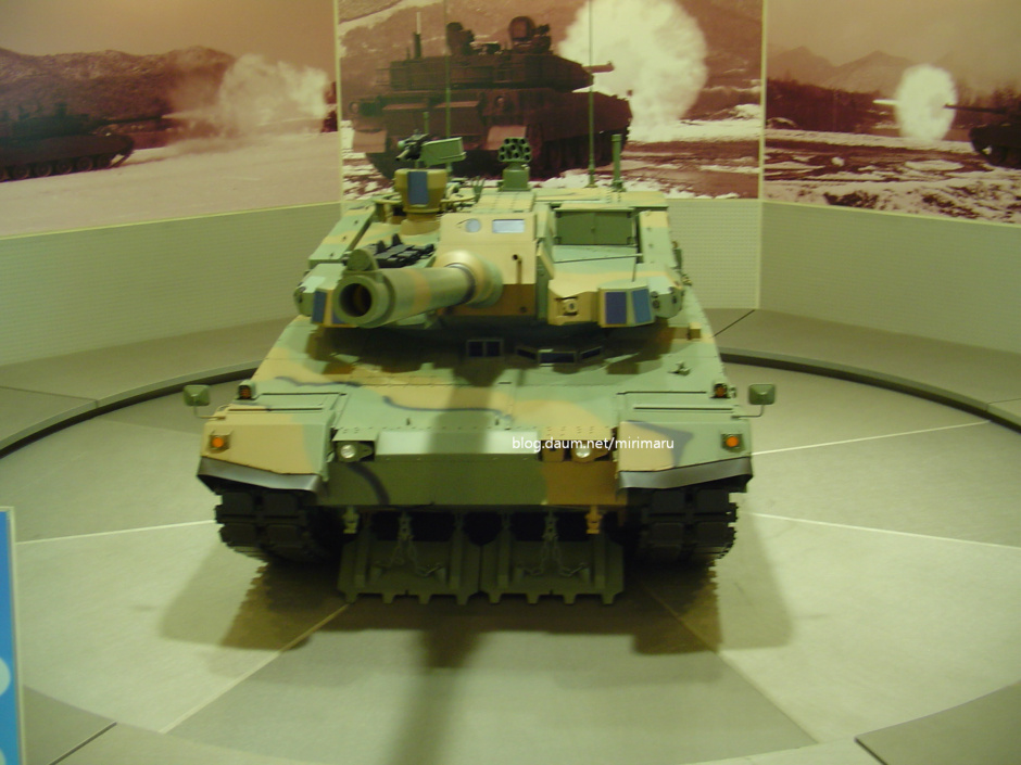 세계최강 XK-2 흑표 전차 만든 현대 로템-방위사업청 :: 마넌맨