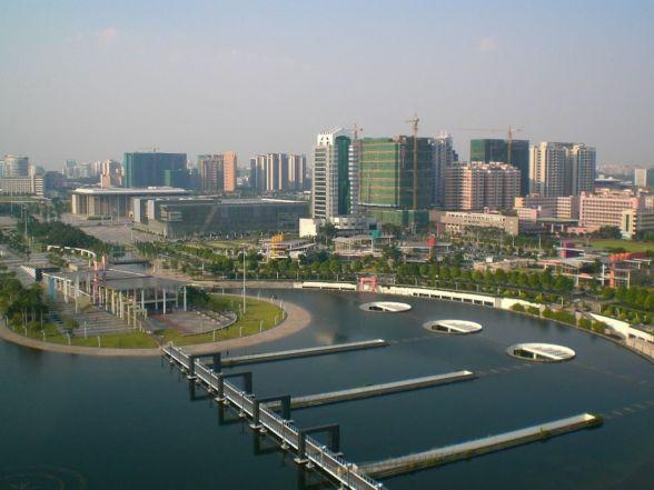 동관(東莞): 욕망도시, 문화사막