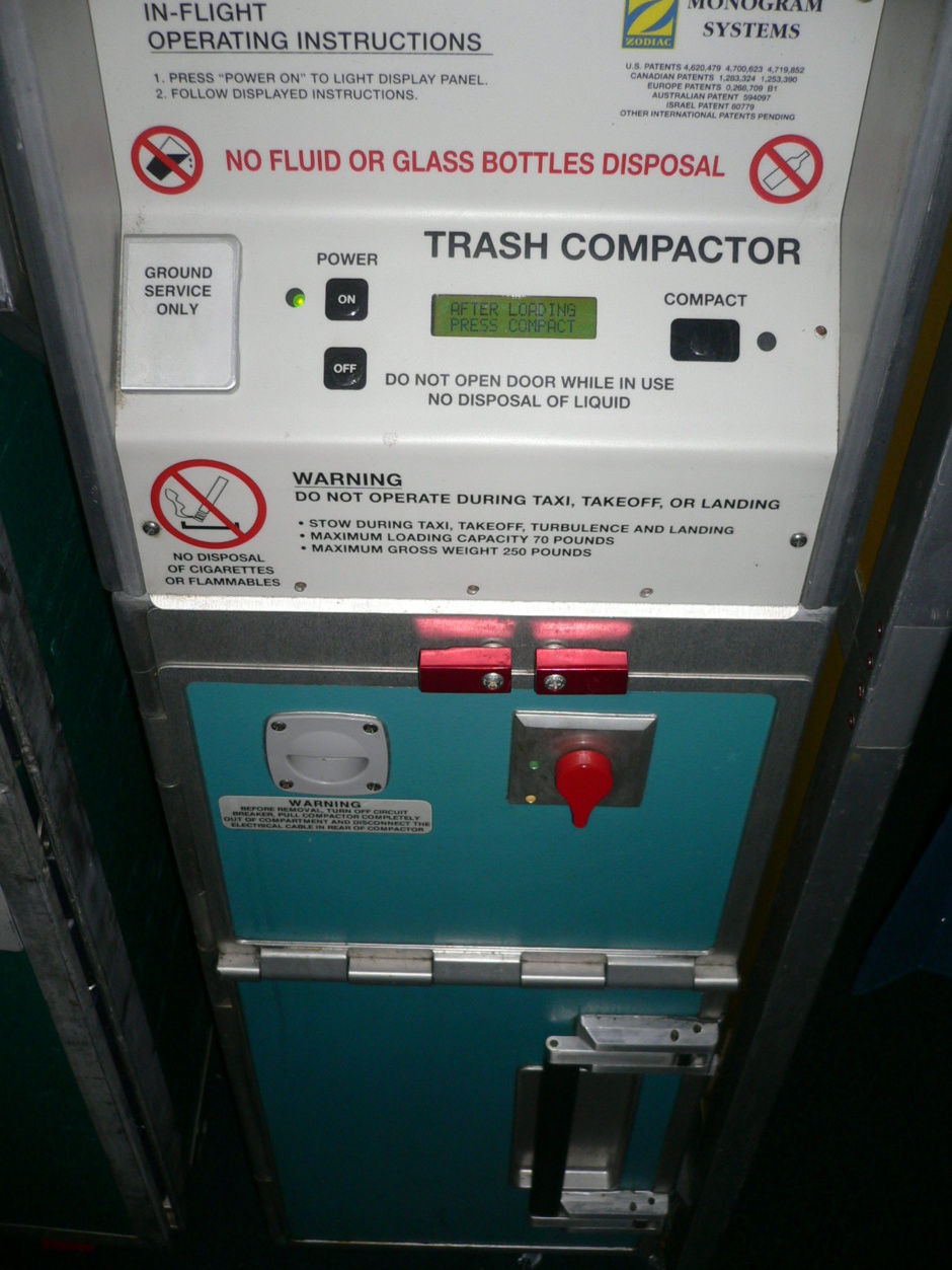 Trash compactor What is trash compactor and how does it work