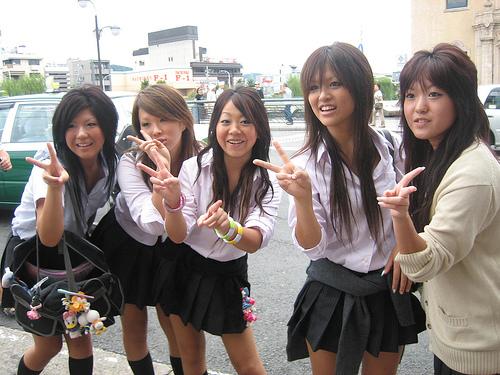 u00 ──일본여고생╋ :일본여행 동경여행 도쿄여행 일본여행이야기
