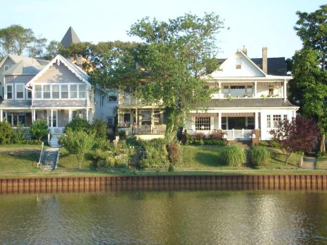뉴저지 해변가의 집에 반하다